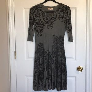 Like New Altar'd State Sweater Dress Tunic